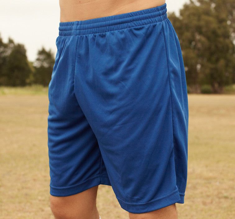 Bocini-Bocini Adults Breezeway Football Shorts--Uniform Wholesalers - 1