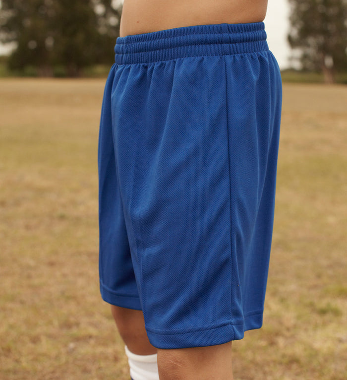 Bocini Kids Breezeway Plain Shorts-(CK630)
