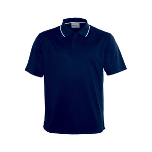 Bocini-Bocini Club Polo-Navy / S-Uniform Wholesalers - 3