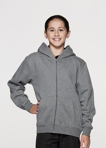 Aussie Pacific Kozi Zip Kids Hoodies (3503)