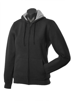 Aussie Pacific Kozi Zip Ladies Hoodies (2503)