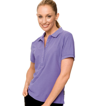 Australian Spirit-Aus Spirt Gelato Ladies Polo--Uniform Wholesalers - 1