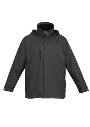 Biz Collection-Biz Collection Unisex Core Jacket-Graphite / Black / XXS-Uniform Wholesalers - 3