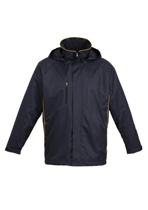 Biz Collection-Biz Collection Unisex Core Jacket-Navy / Gold / XXS-Uniform Wholesalers - 5