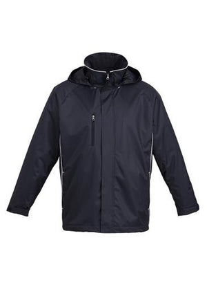 Biz Collection-Biz Collection Unisex Core Jacket-Navy / White / XXS-Uniform Wholesalers - 6
