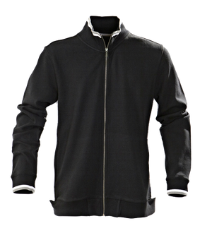 James Harvest-James Harvest Atlanta Gents Jackets-S / BLACK-Uniform Wholesalers - 1