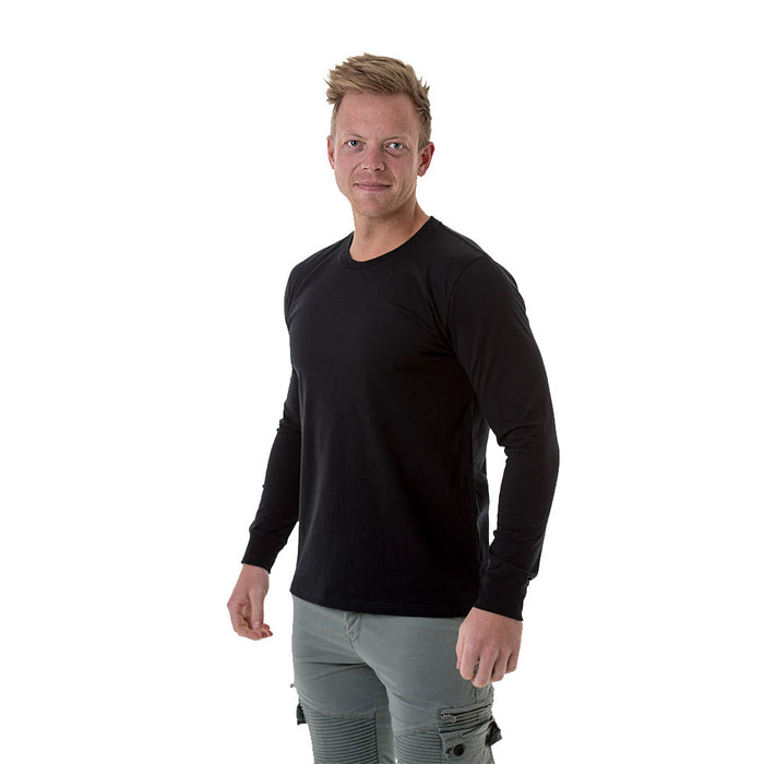 CB Clothing Mens Long Sleeve With Cuffs (M6)