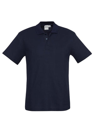 Biz Collection-Biz Collection  Kids Crew Polo(1st 9 Colours)-Navy / 4-Uniform Wholesalers - 6