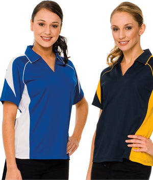 Australian Spirit-Aus Spirt Olympikool Ladies Polo 1st ( 8 Colour )--Uniform Wholesalers - 1