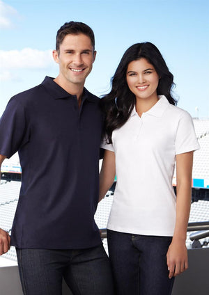 Biz Collection-Biz Collection Ladies Ice polo--Uniform Wholesalers - 3