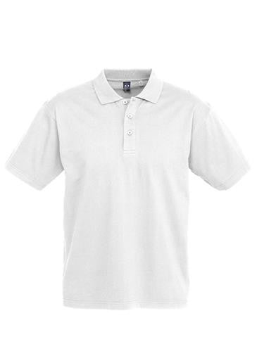 Biz Collection-Biz Collection Mens Ice Polo-White / Small-Uniform Wholesalers - 4