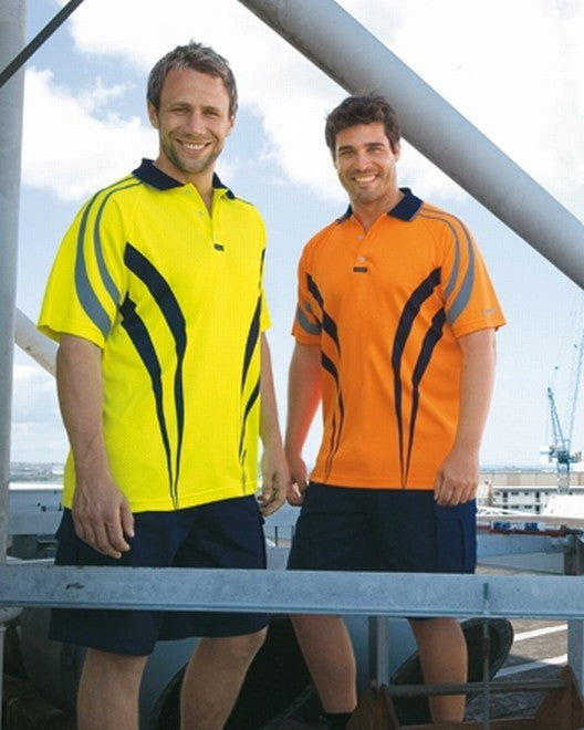 Visitec-Visitec Charger AIRWEAR Polo Shirt--Uniform Wholesalers