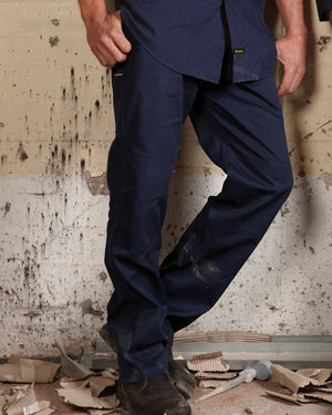 Visitec-Visitec Fusion Lightweight Utility Pants-Navy / 77R-Uniform Wholesalers