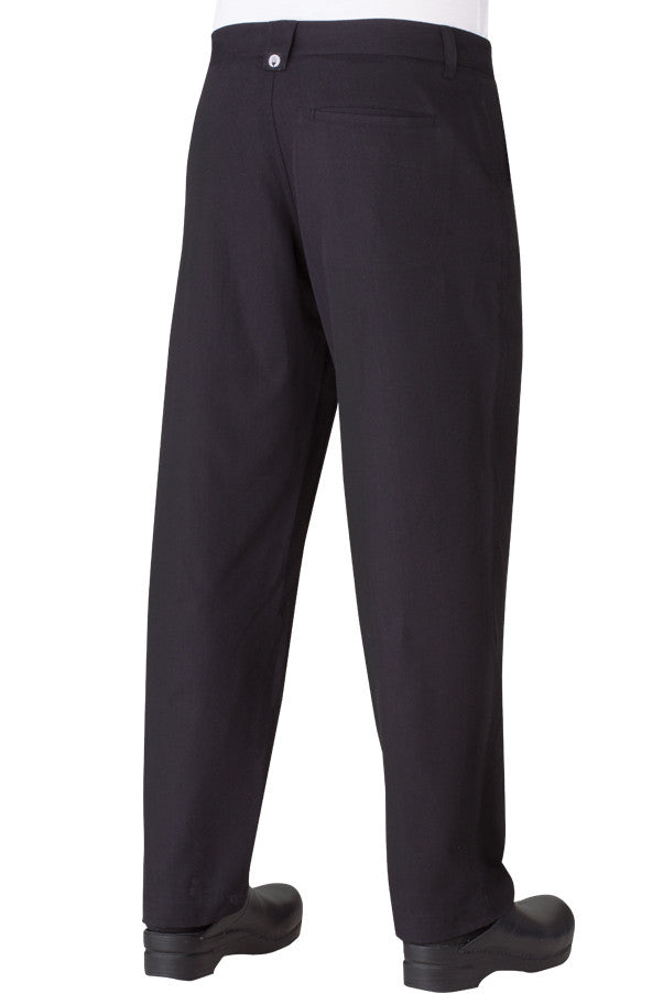 Chef Works-Chef Works Men's Black Constructed Chef Pants--Uniform Wholesalers - 2