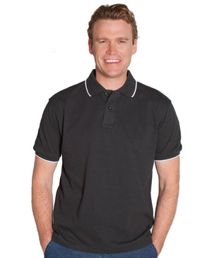 JB's Wear-JB's Cotton Face Polo - Adults--Uniform Wholesalers - 1