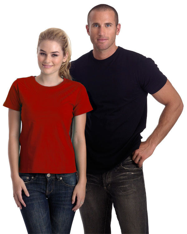 identitee-identitee Ladies Soho -Semi-Fitted Crew T-Shirt--Uniform Wholesalers - 1