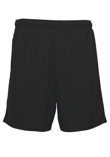 Biz Collection-Biz Collection Mens Shorts-Black / XS-Uniform Wholesalers - 3