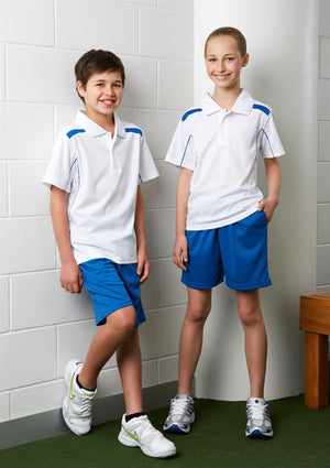 Biz Collection-Biz Collection Kids Bizcool Shorts--Uniform Wholesalers - 1