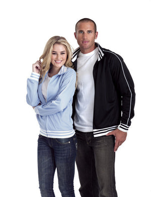 identitee-identitee Mens Sunset Urban Track Top--Uniform Wholesalers - 1