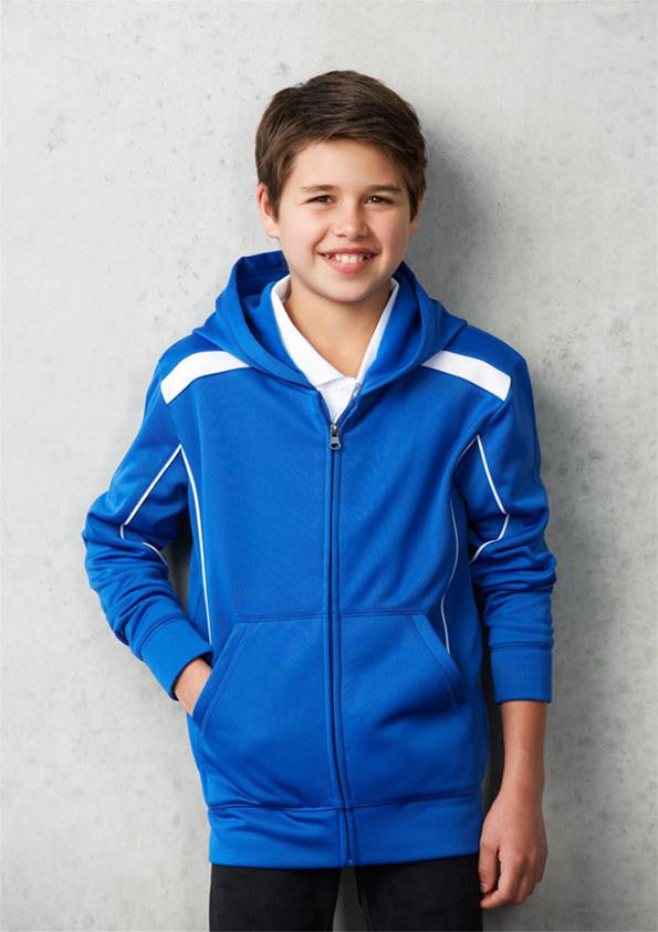 Biz Collection-Biz Collection United Kids Hoodie--Uniform Wholesalers - 1