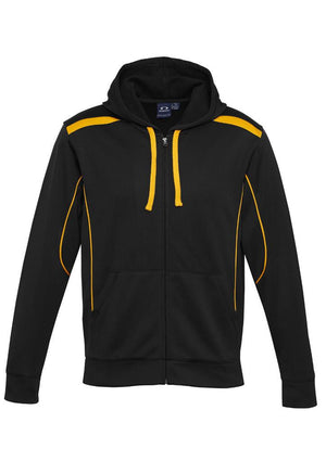 Biz Collection-Biz Collection United Kids Hoodie-4 / BLACK/GOLD-Uniform Wholesalers - 3