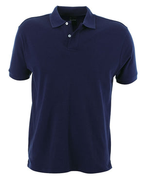 identitee-identitee Mens Venice Slim Cut Polo Shirt-Navy / S-Uniform Wholesalers - 6