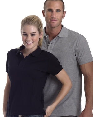 identitee-identitee Ladies Venice Slim Cut Polo Shirt--Uniform Wholesalers - 1