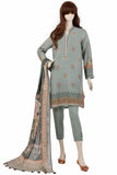 ROUGE POP UT-1927-7B (SHIRT/DUPATTA) - Saya