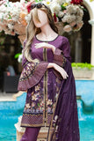 GARDENIA 8A (UP191-08A) (SHIRT/DUPATTA) - Saya