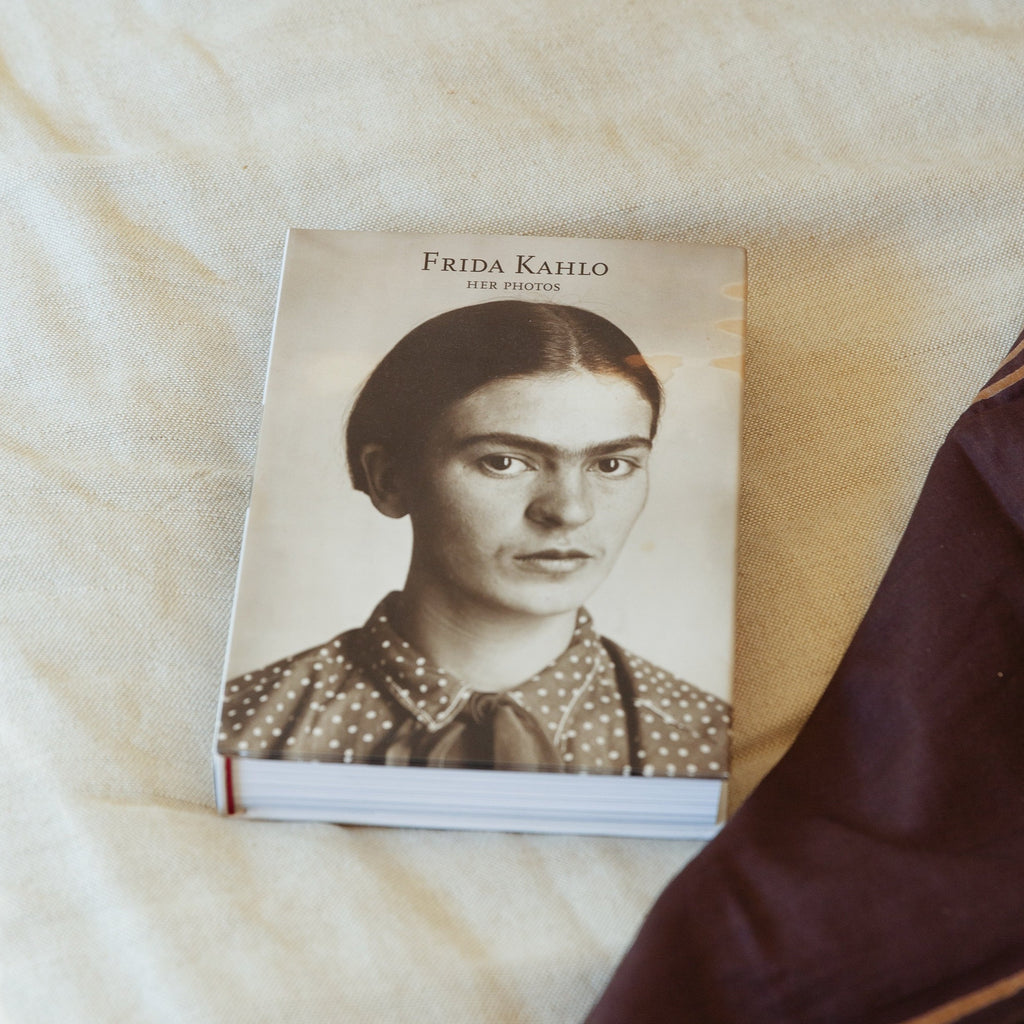 Frida Kahlo Her Photos Book
