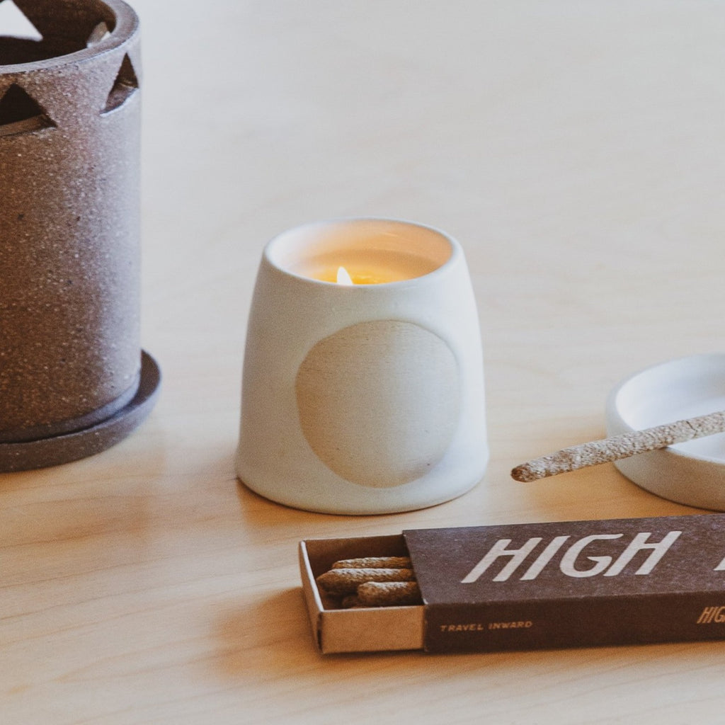 High Moon Palo Santo Candle