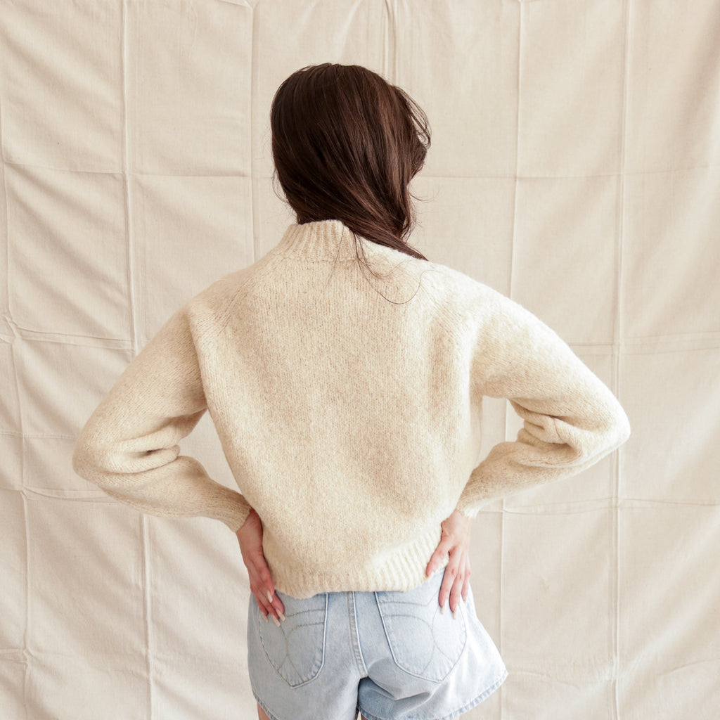 Paloma Wool : Piero Sweater Cream