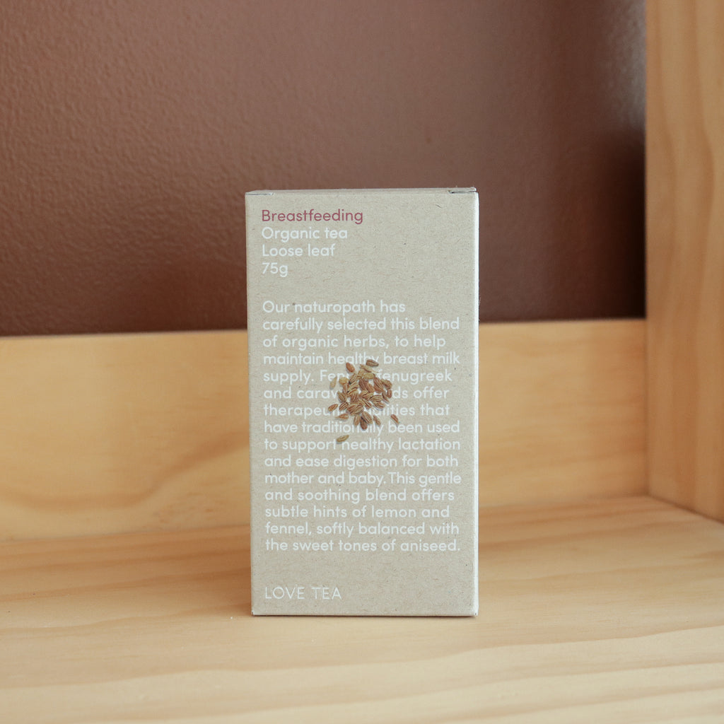 Love Tea : Breastfeeding Loose Leaf Tea