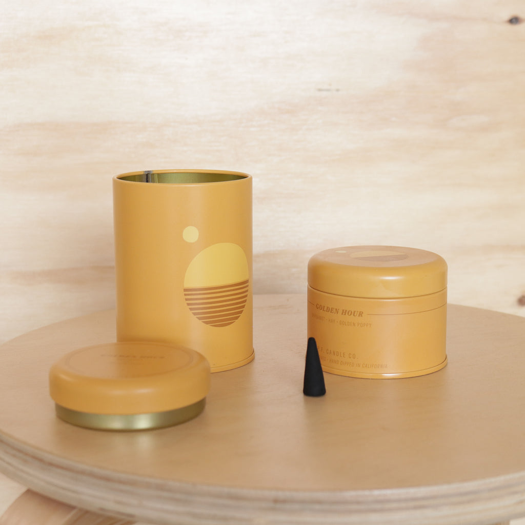 PF Candle Co Sunset : Golden Hour Incense Cones