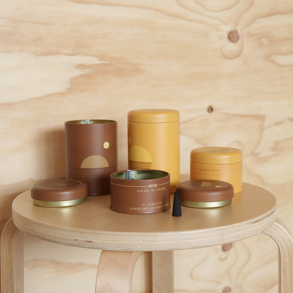 PF Candle Co Sunset : Golden Hour Candle