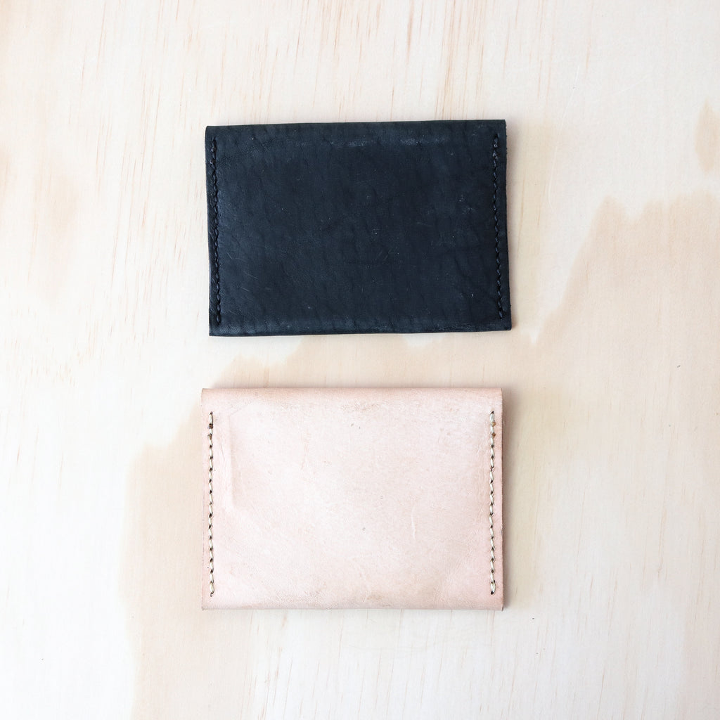 Wolf Pack Leather : Fold Wallet