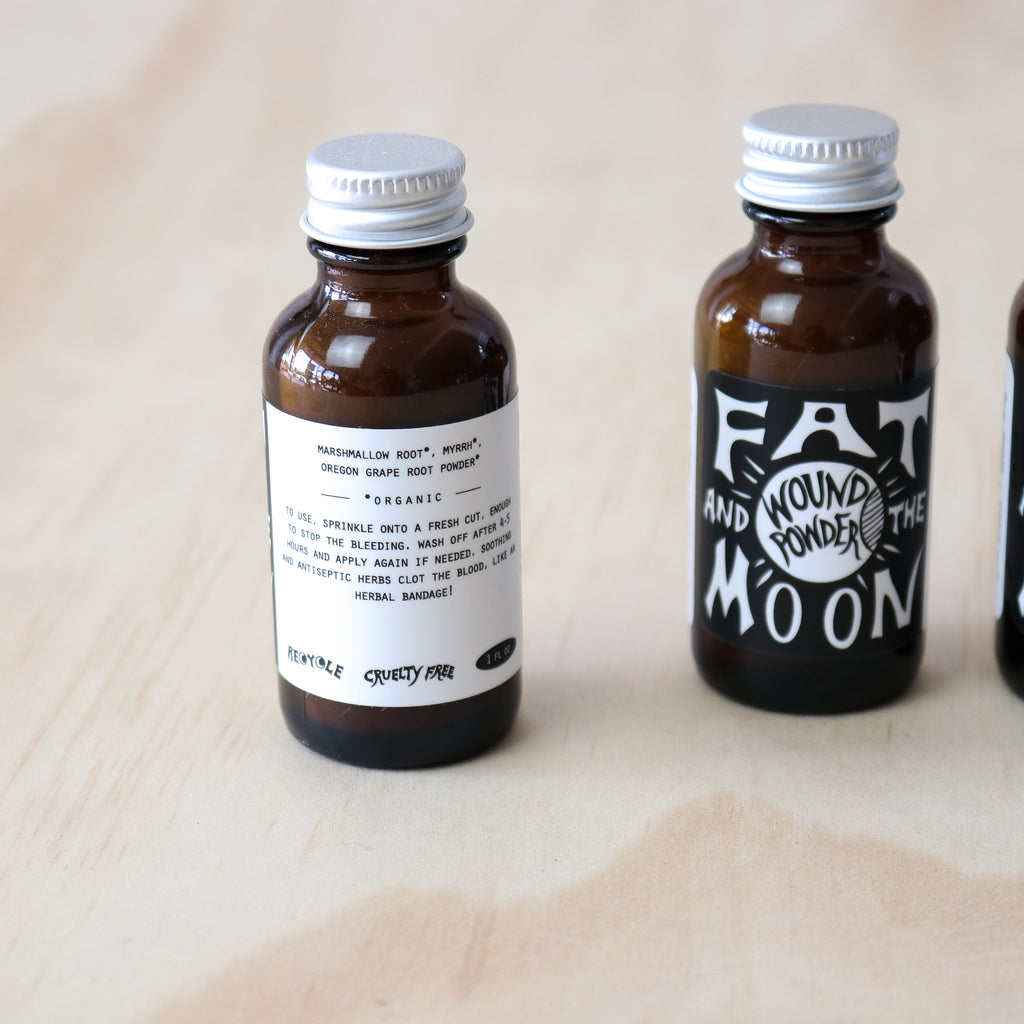 The Fat and the Moon : Wound Powder