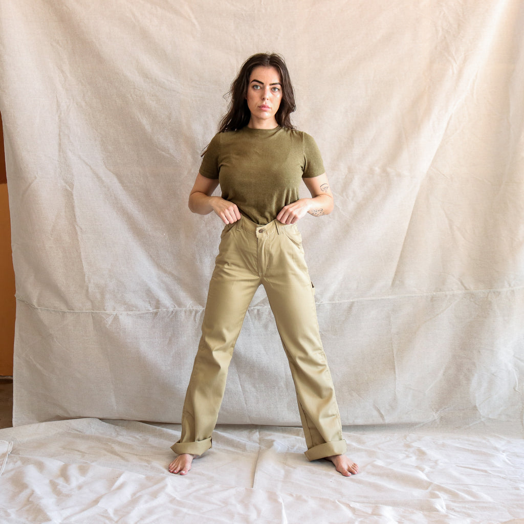 Vintage by N&G : Highwaist Painter Pants