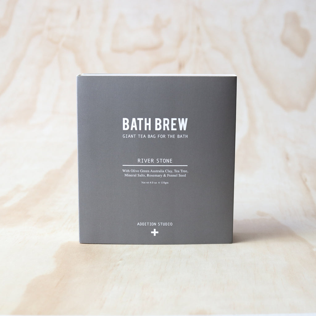 Addition Studio : Bath Brew Riverstone