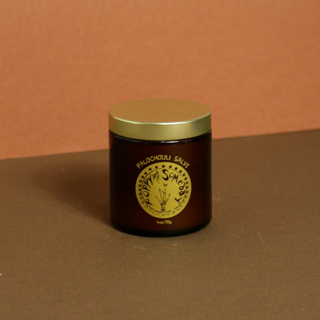 Poppy and Someday : Palochouli Salve