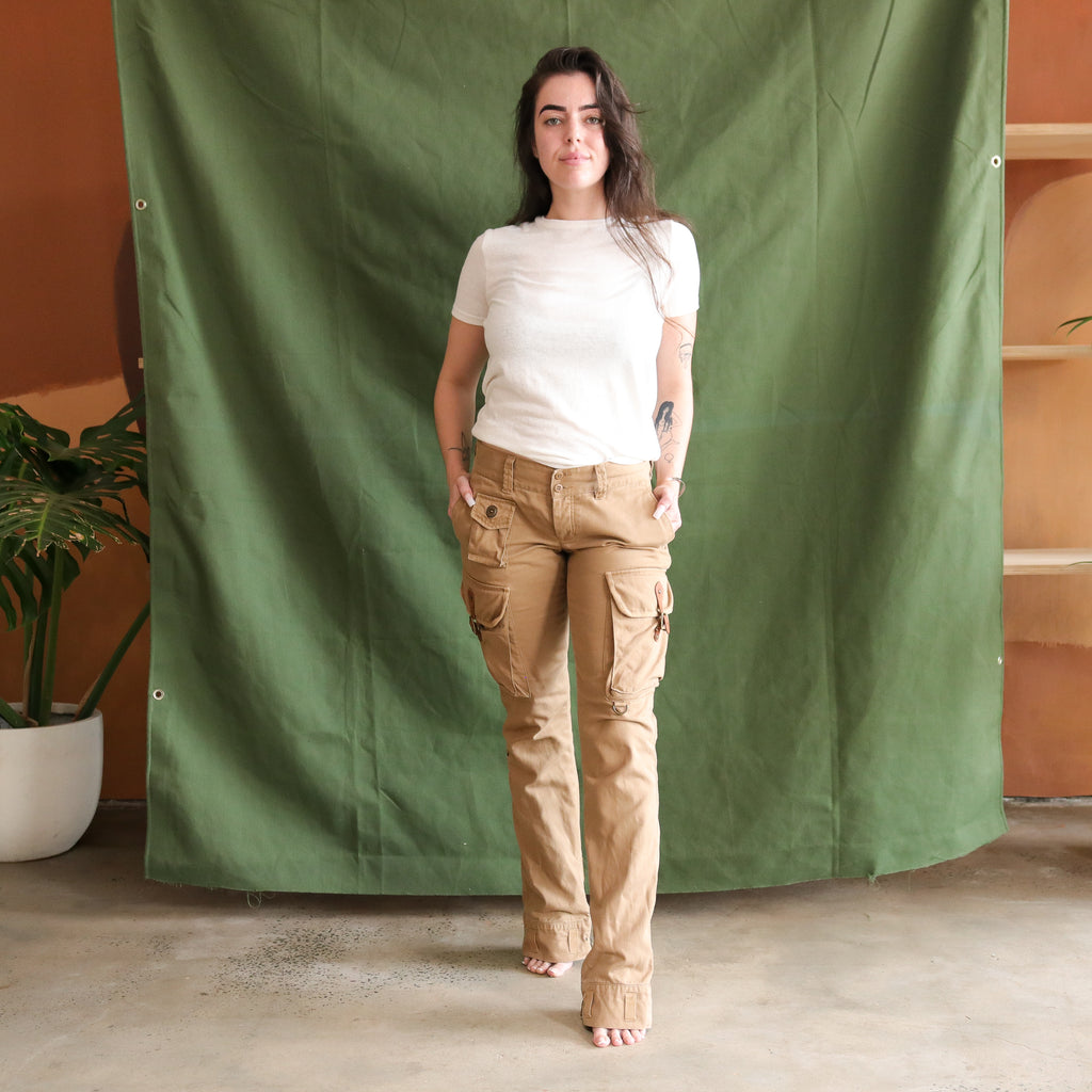 Vintage by N&G : Ralph Lauren Military Pant