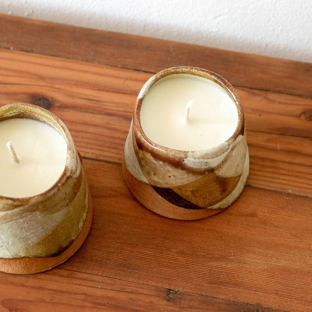 Moon Canyon Object Candle