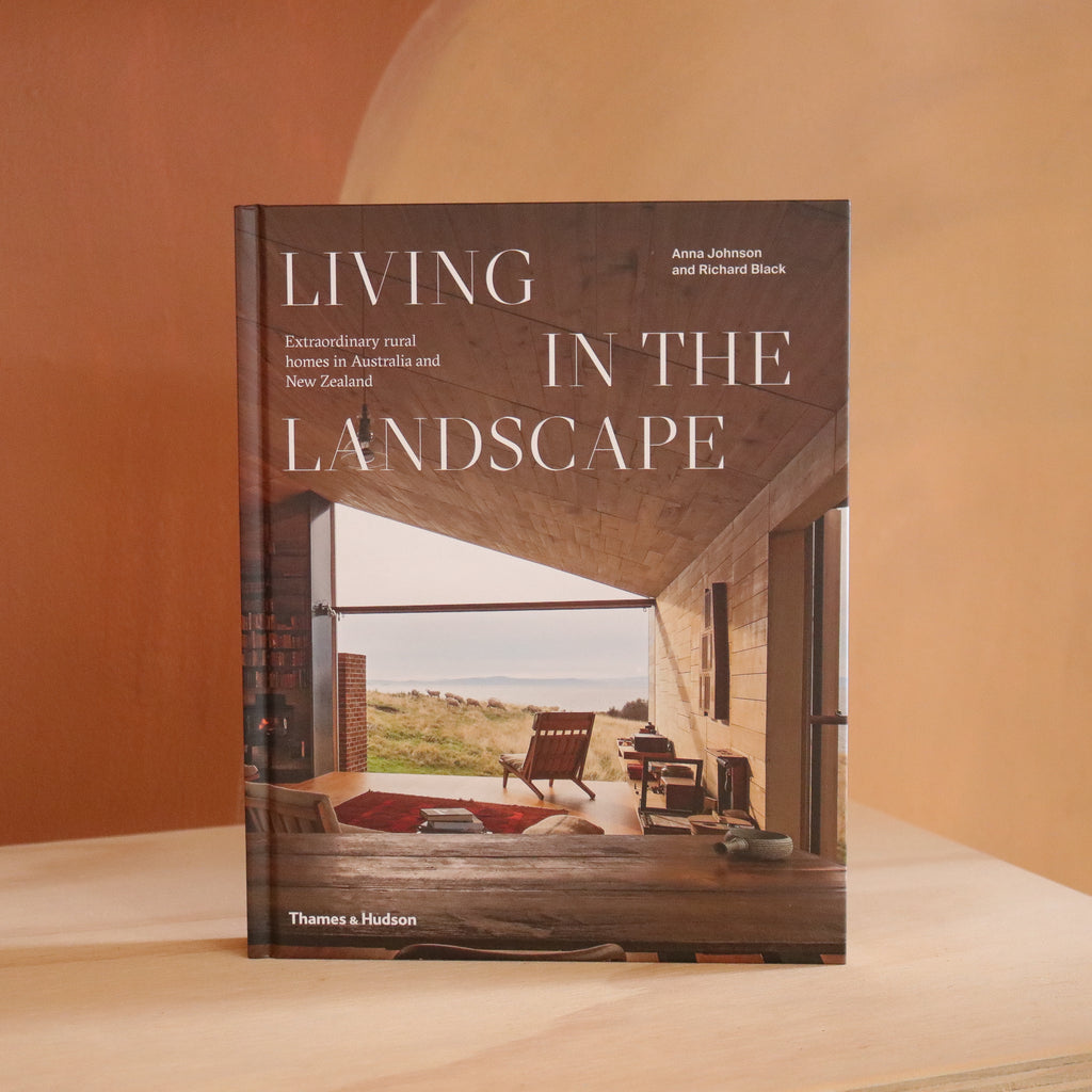 Living in the Landscape Book