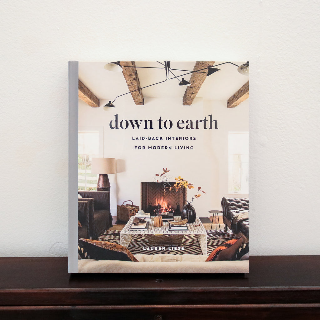 Down to Earth Laid Back Interiors Book