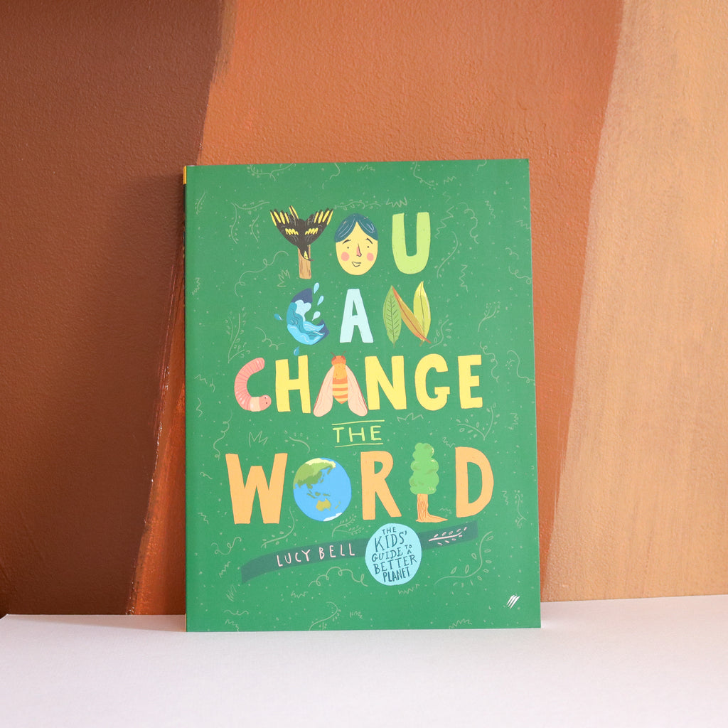 You Can Change The World Book