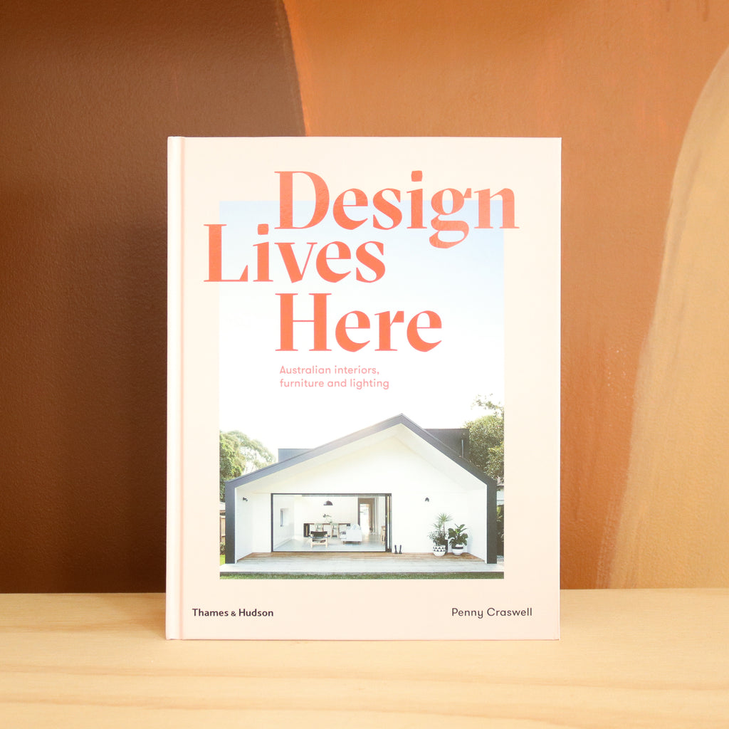 Design Lives Here Book