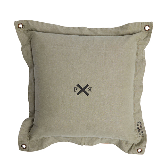 Pony Rider : Highlander Cushion (Olive)