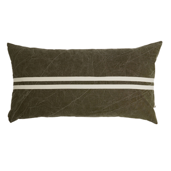 Pony Rider : Wanderful Cushion in Khaki/Oats
