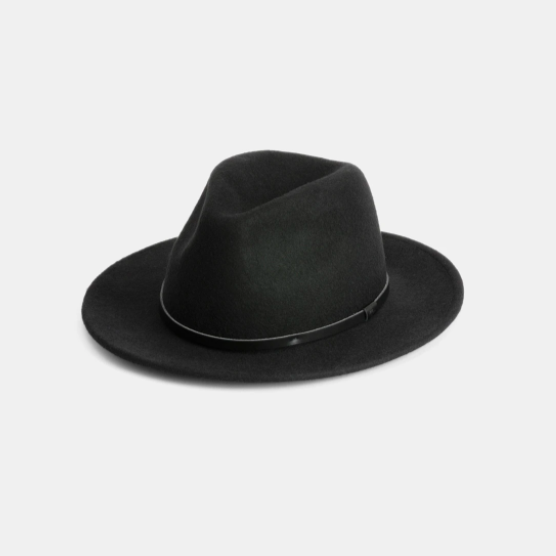 Will and Bear : William Hat Black