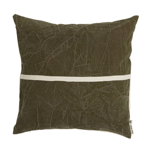 Pony Rider : Wanderful Cushion Dark Shadow (Square)